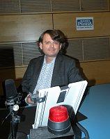 Gerald Schubert (Foto: Archiv des Tschechischen Rundfunks - Radio Prag)