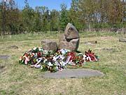 Památník vLetech uPísku, foto: Autorka