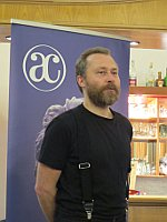 Petr Bergmann (Foto: Martina Schneibergová)