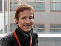 Ivana Bozděchová, photo: Ondřej Tomšů