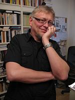 Pavel Kosatík, photo: David Vaughan