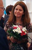 Lucie Slavíková-Boucher, photo: Barbora Kmentová