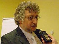 Jindřich Krous, foto: autor