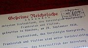 Мюнхенское соглашение (Фото: Штепанка Будкова, Чешское радио - Радио Прага)