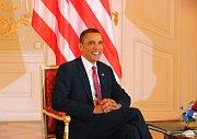 Barack Obama, foto: archivo de Radio Praga