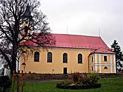 Kirche in Nový Kostel