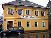Gemeindeamt in Nový Kostel