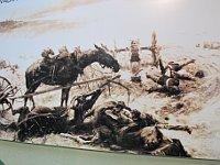Exponát Muzea války 1866 na Chlumu, foto: Ivana Vonderková