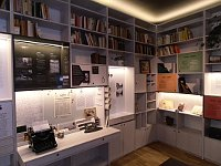 Literature Cabinet, photo: archive of Radio Prague