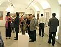 Los artistas participantes en la exposición 'Matices y Mitos de México' (Foto: Gema Cubo Cabrera)