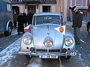 Tatra 87, photo: Elena Horálková