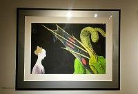 Andy Warhol: St. George and the Dragon, photo: Miroslav Krupička