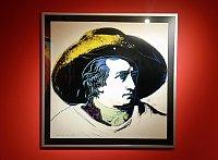 Andy Warhol: Goethe, photo: Miroslav Krupička