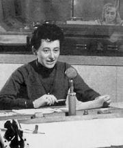Die Redakteurin Olga Szántová