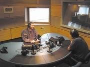 Estudios de Radio Praga