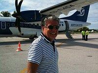 Humberto López y Guerra en Cuba