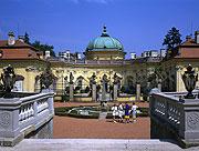 Buchlovice Chateau, photo: Czechtourism