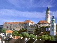 Schloss Cesky Krumlov (Foto: CzechTourism)
