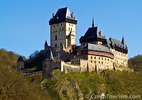 Крепость Карлштейн (Фото: CzechTourism)
