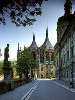 Храм сятой Варвары (Фото: CzechTourism)