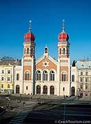 Plzeňská synagoga je druhá největší vEvropě, foto: CzechTourism