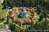 L'église de pèlerinage Saint-Jean Népomucène, photo: CzechTourism