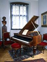 Piano de Antonín Dvorák