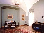 The house of Bedrich Smetana in Litomysl, photo: CzechTourism