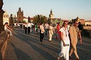 Karlsbrücke in Prag (Foto: www.czechtourism.cz)
