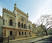 Spanish synagogue in Prague, photo: CzechTourism