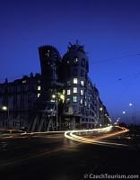 Танцующий дом (Фото: CzechTourism)