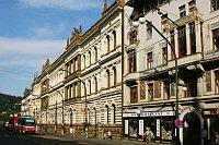 Gebäude der tschechischen Akademie der Wissenschaften