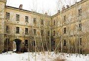 The former prison in Uherské Hradiště