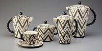Coffee set by Pavel Janák