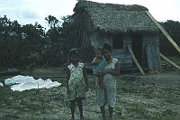 Miskito-Indianer in Nicaragua