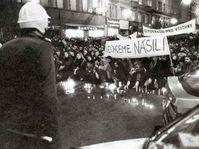Národní třída, November 17 1989