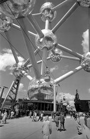 EXPO 1958 vBruselu, foto: ČTK