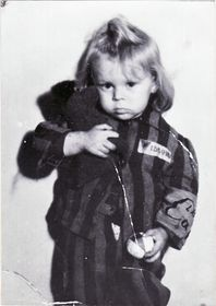 La petite Henriette, photo: Antonín Bláha / Archives du Musée de Sokolov / Facebook du Musée de Sokolov