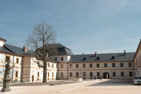 Château de Kuks, photo: Martina Schneibergová