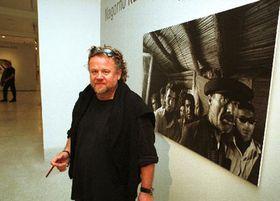 Fotógrafo y aventurero Antonín Kratochvíl, foto: CTK