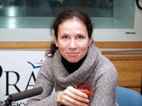 Юлия Биенертова-Вашку, фото: Ян Скленарж, Архив Чешского Радио