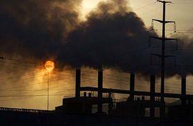 Los sereshumanos son en un 90 por ciento responsables del calentamiento global... (Foto: CTK)