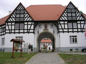 Gutshof Bernard (Foto: Maria Hammerich-Maier)