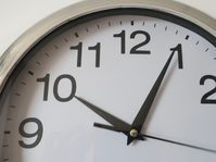 Uhr - hodiny (Foto: Lenka Žižková)