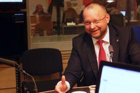 Jan Bartošek (Foto: Jan Bartoněk, Archiv des Tschechischen Rundfunks)