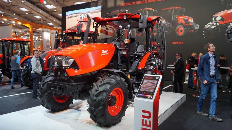 Tractor Zetor, foto: MarcelX42, CC BY-SA 4.0