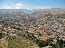 La vallée de la Bekaa, Liban, photo: Nassif.seif