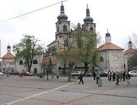 Ciudad de Krupka (Foto: autor)
