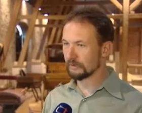 Pavel Ecler (Foto: Tschechisches Fernsehen)
