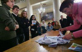 Выборы в Украине (Фото: ЧТК)
